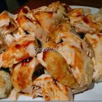 Easy Steamed Chicken recipe
