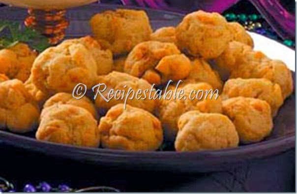 Easy Chicken Puffs Recipe