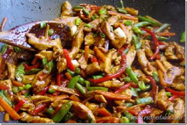 Honey Chilli Chicken Recipe Recipes Table