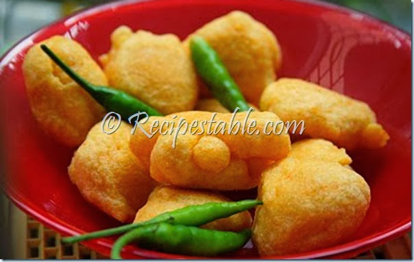 Moong Dal Pakora Recipe