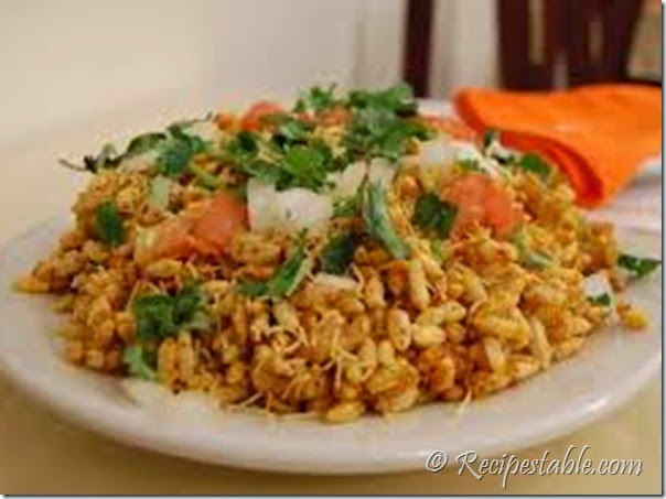 Bhel Puri Recipe