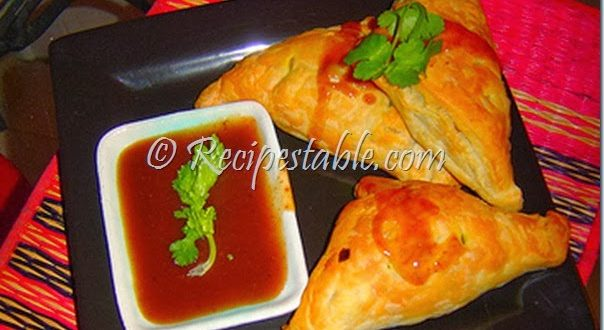 Samosa Dipping Sauce Recipe