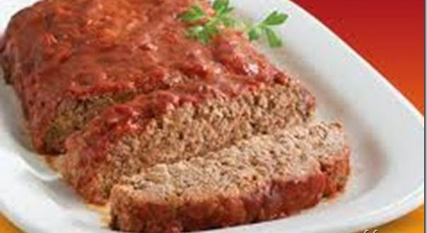 Savory Meatloaf Recipe Recipestable