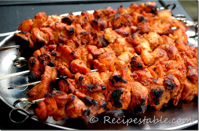 Chicken Tikka Boti Recipe - Recipes Table e449ef83bda3a