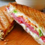 Toasted Corned Beef Sandwiches Recipe