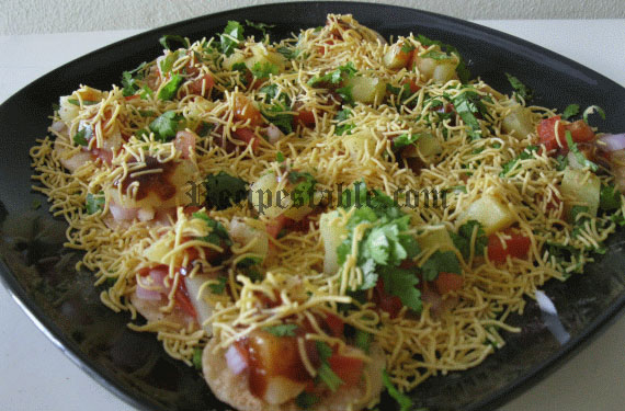 Chips Chaat Recipe