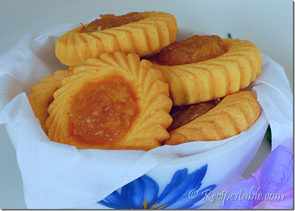 Pineapple Biscuits Recipe