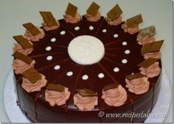 Chocolate Holiday Cake Recipe