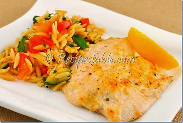 Recipe: Sweet and Sour Baked Fish