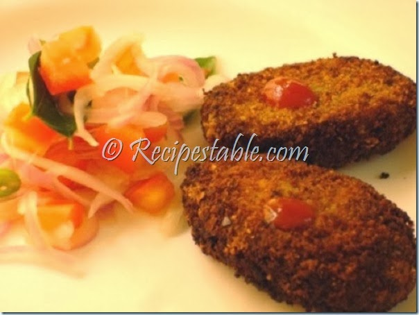 Beef Cutlets Recipe