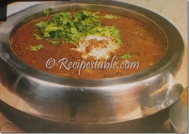 Dal Nawabi Recipe