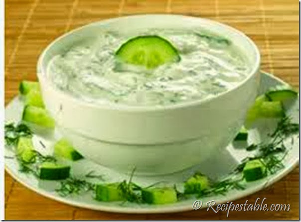 recipe: cucumber raita recipes [17]