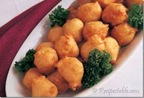 Recipe: Potato Puffs