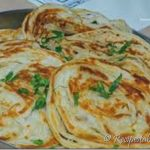 Tandoori Egg Paratha Recipe