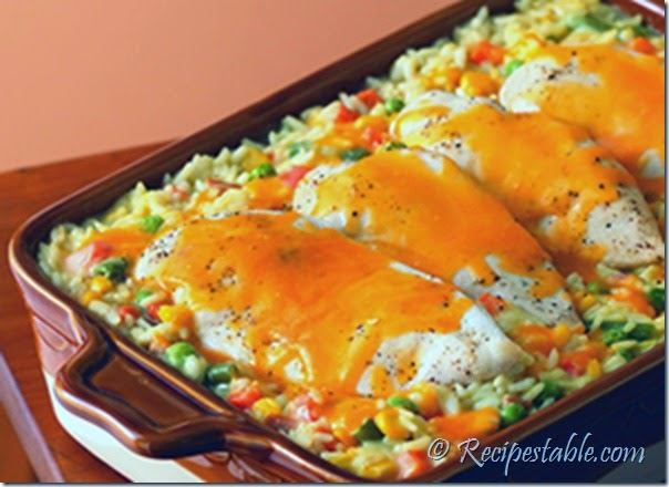 Mar 04,  · Chicken Rice Casserole makes for a crowd-pleasing dinner that comes together in under 5 minutes of prep time. Made with only 4 ingredients, this dish has juicy chicken breasts and tender rice in a deliciously creamy sauce. This is a casserole that meal packs a lot of flavor in a filling one dish dinner and a meal that everyone will love! Enjoy!/5(69).