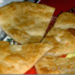 Triangle Paratha Recipe