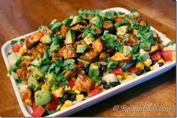 Barbecue Salad Recipe