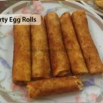 Hearty Egg Rolls Recipe