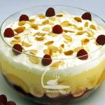 Ice Cream Fruit Custard Recipe by Rida Aftab