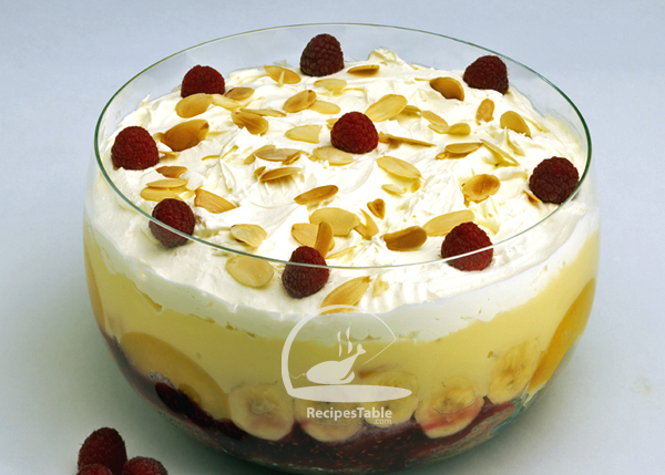 Ice cream fruit custard recipe recipes table ice cream fruit custard recipe by rida aftab ccuart Image collections