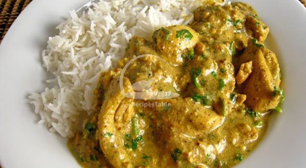 Brown Chicken with Pepper Recipe