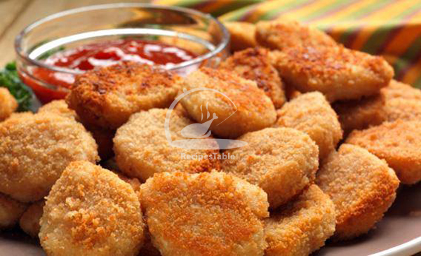 Chicken Chilli Nuggets Recipe