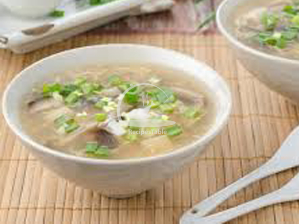 how to make clear soup