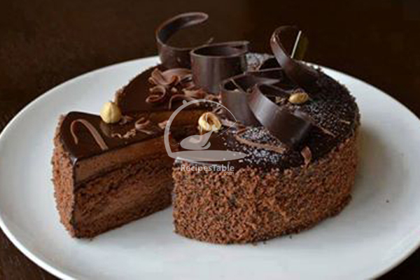 Cake With Chocolate Mousse : Chocolate Mousse Cake Recipe - Recipes Table