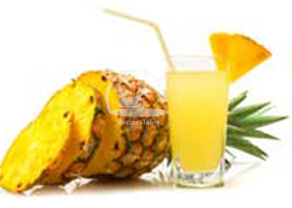 Pineapple Fizz Recipe
