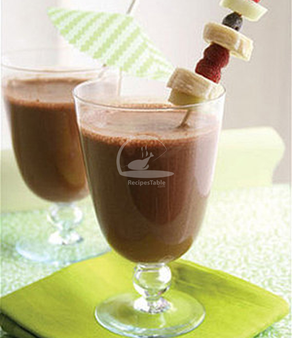 Rich Chocolate Smoothie Recipe