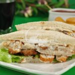 Smoked Sandwiches Recipe By Rida Aftab