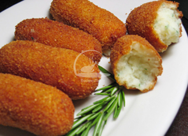 Recipe: Potato Croquettes