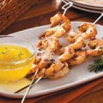 Shrimp Skewers Recipe
