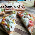 Pizza Sandwiches Recipe