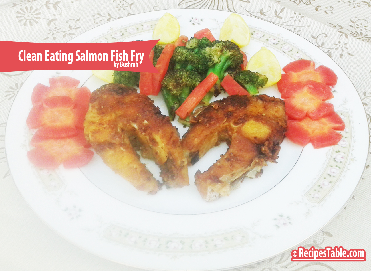 Recipe tawa fish recipestable for Cleanest fish to eat
