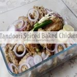 Tandoori Spiced Baked Chicken