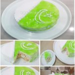 Pakistan Independence Day Cake