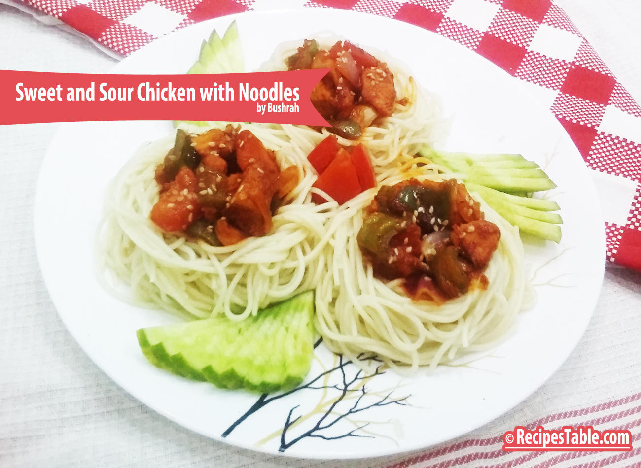 sweet-sour-chicken-with-noodles