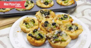 Mini Pizza Cups Recipe