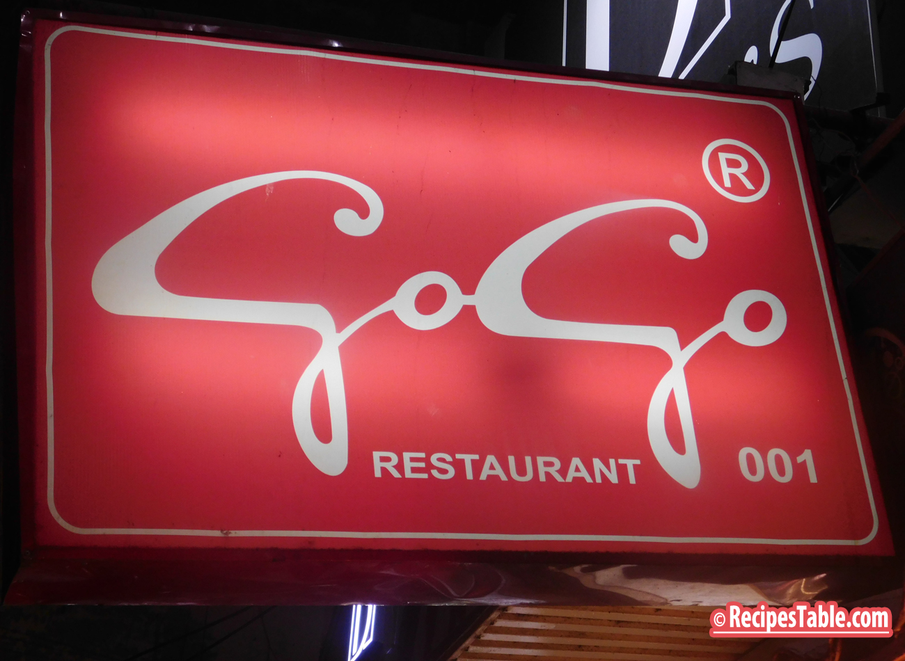 Review: Go Go Restaurant – OLD IS GOLD
