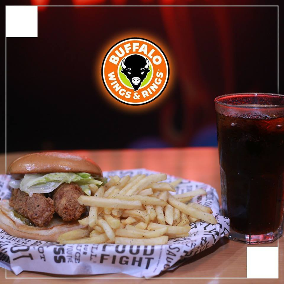 Buffalo Wings & Rings Menu. Fresh, never frozen and always delicious. Dive into our full menu. Try not to lick the screen.
