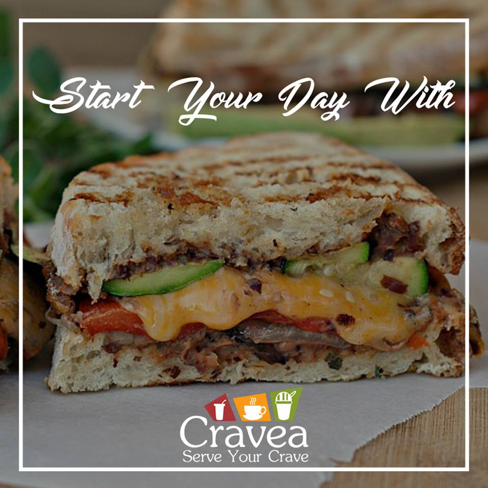 Mexican Chicken Sandwich. Enjoy goodfood with Cravea @Biteandvibe
