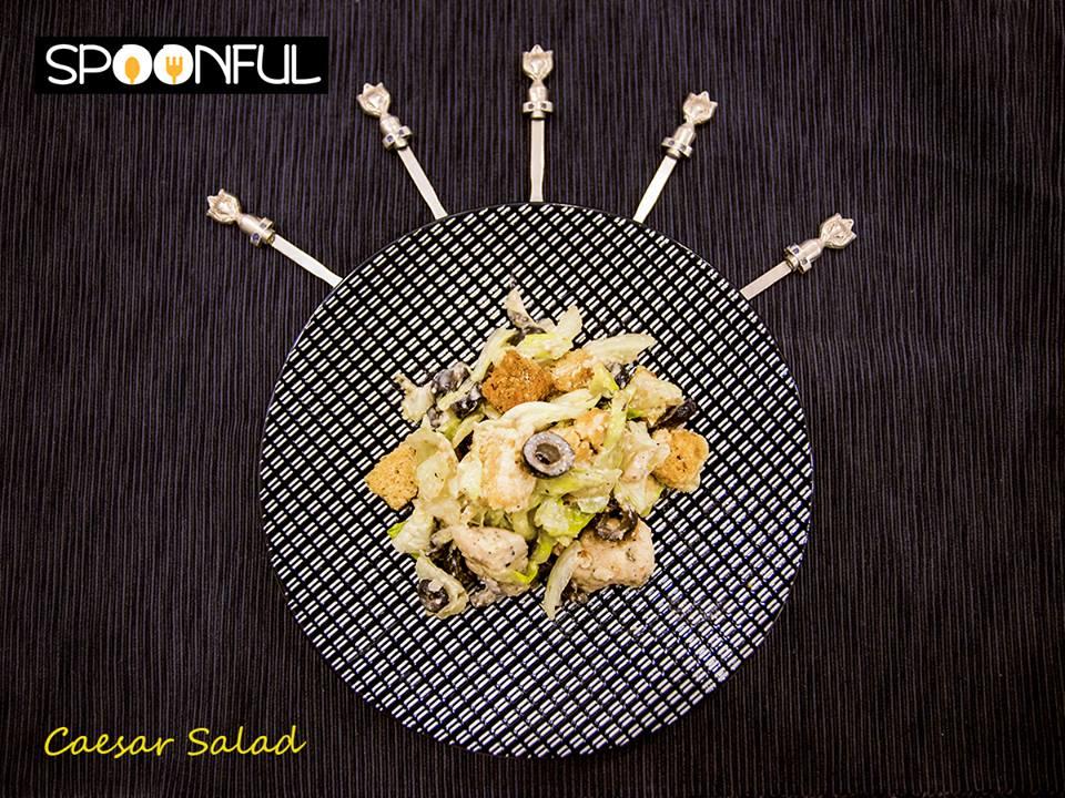 caesar salad by Spoonful