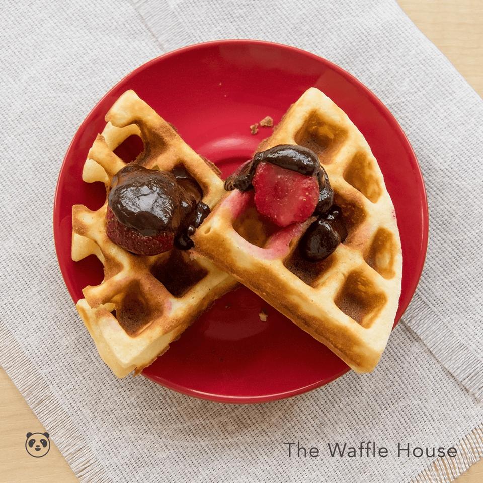 The Waffle House _ #BiteandVibes