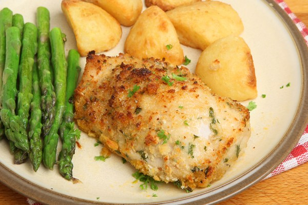 Baked Garlic Chicken Recipe