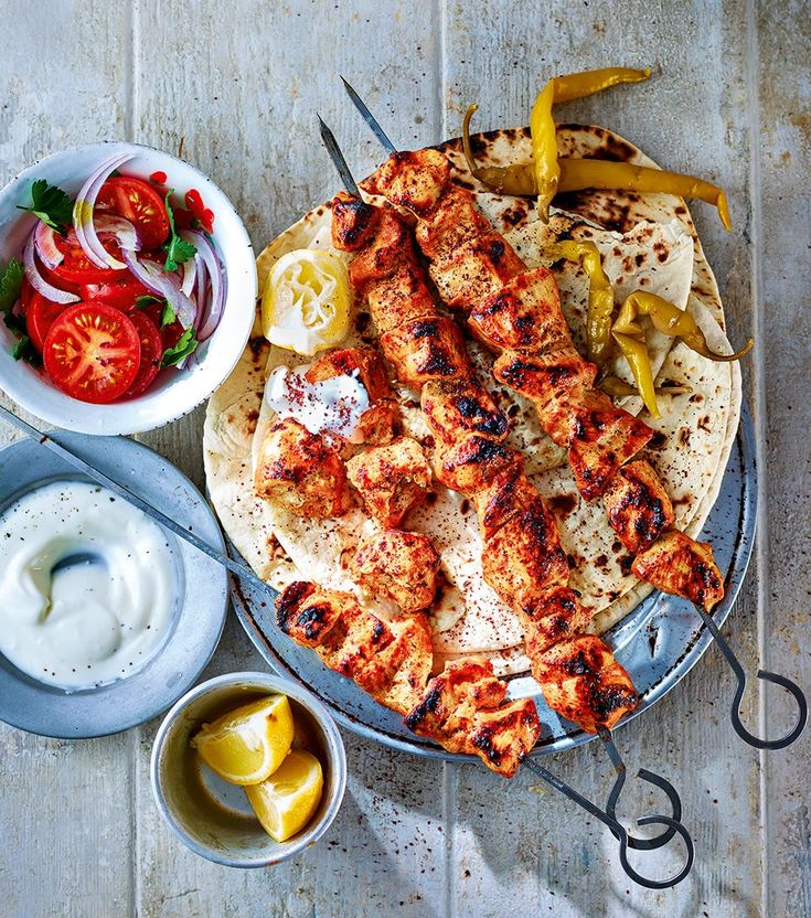 turkish sheesh kebab