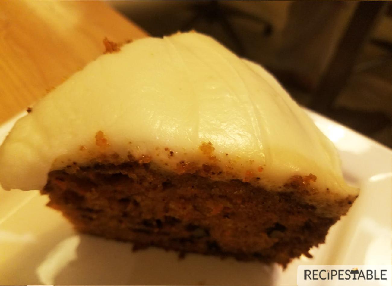 Carrot Cake@ Mocca Coffee