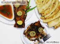 Restaurant Style Tawa Fish Recipe