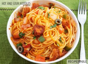 Hot and Sour Noodles Recipe – Just Like the Restaurants Make It