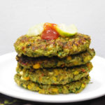 Lamb Corn Fritters Recipe